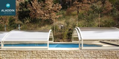 abri piscine hors sol