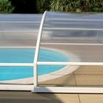 Abri bas de piscine Génie