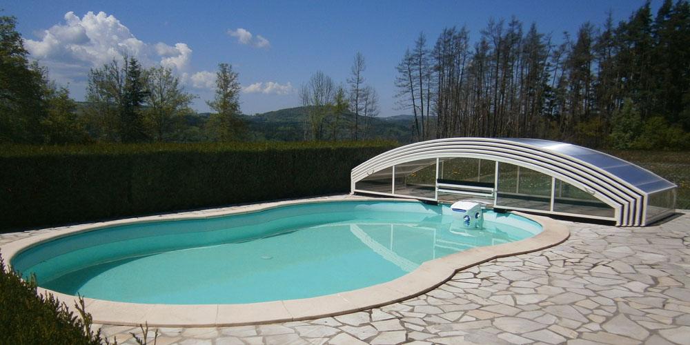 Abris de piscine Génie